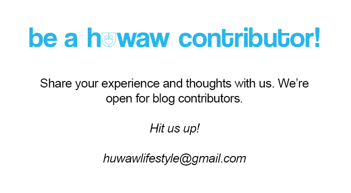 Huwaw Footer Contributor